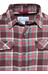 Columbia Flare Gun overhemd en blouse lange mouwen Heren rood